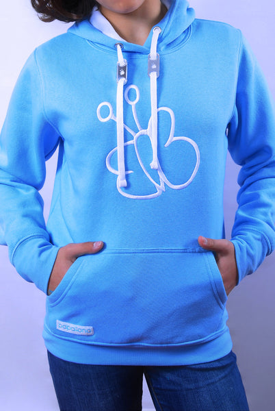 Papaiona Sweatshirt Blue