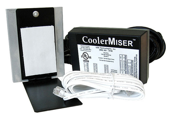 CoolerMiser 171 with EZ Mount L Bracket