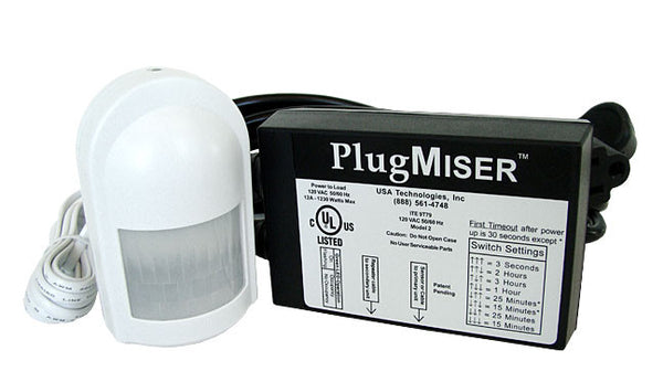 Plugmiser PM150 with PIR Sensor