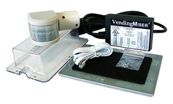 VendingMiser® VM160 Outdoor Wall Mount w/ Occupancy Sensor & Weatherproof Enc.