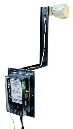 VendingMiser® VM180 Outdoor EZ Mount Z-Bracket w/ Occupancy Sensor, and Weatherproof Enclosure