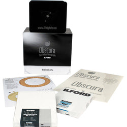 Ilford Obscura Pinhole Camera Kit