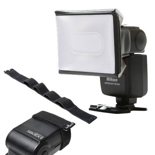 LumiQuest - 108S Mini SoftBox w/ Strap