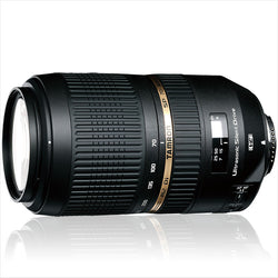 Tamron 70-300mm F/4-5.6 Di VC USD SP Lens