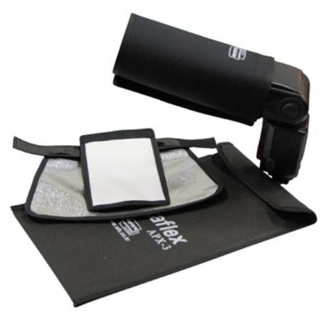 Aurora - Reflector kit for speedlights