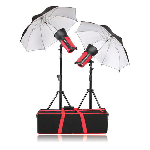 Aurora - Orion 200ws Umbrella Kit