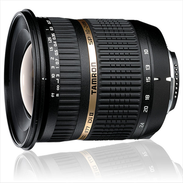 Tamron 10-24mm F/3.5-4.5 Di II SP Lens