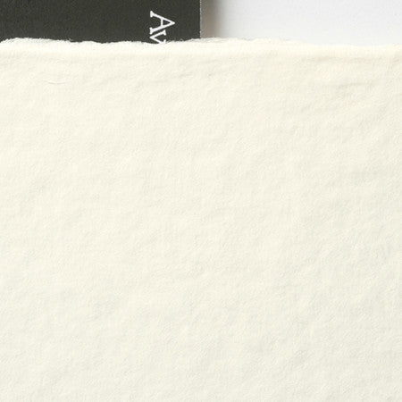 Awagami - Bizan Thick White A3 (11.7 x 16.5) 5 sheets
