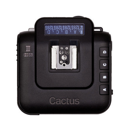 Cactus Wireless Transceiver V6 II Sony