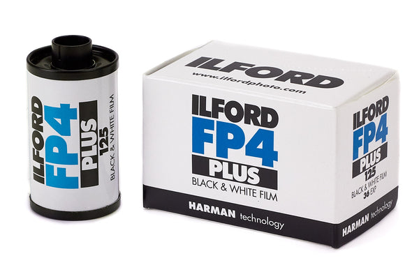 ILFORD FILM FP4+ 135 36 exp