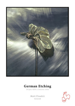 "Hahnemuhle - German Etching 310 gsm, 35""x46.75"", 25 sheets (Special Order)"