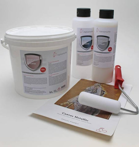 Hahnemuhle - HM Canvas Varnish Matte 5 litre
