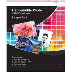 Hahnemuhle - Photo Sample Pack 10 sheets