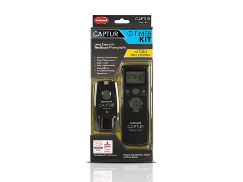 Captur Timer Kit Sony
