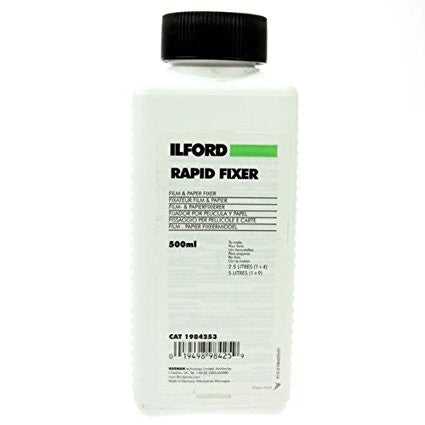 Ilford PhotoRAPID FIXER 500ml