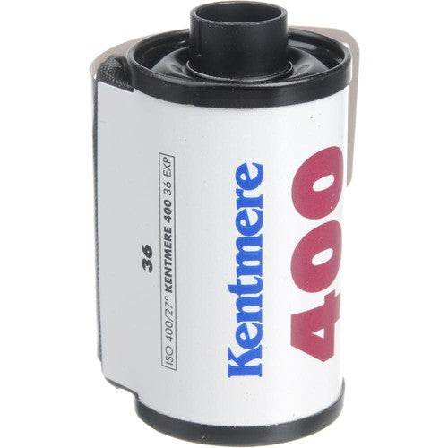 Kentmere - 400 135-36 Black and White Negative Film