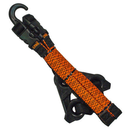 Blaze Orange LynxHooks set of 2
