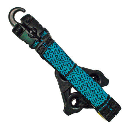 Aqua Blue LynxHooks set of 2