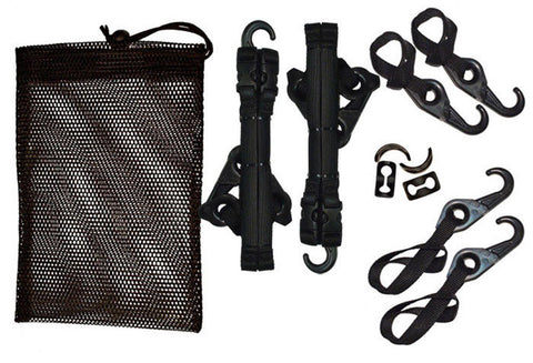 Tactical black Outdoors Stash Bag
