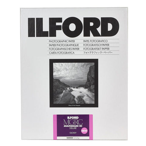 Multigrade 5 RC Deluxe Glossy 11x14, 10 sheet