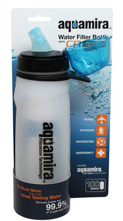 AQUAMIRA H20 Capsule Bottle & Filter