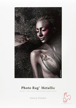 Hahnemuhle Photo Rag ® Metallic