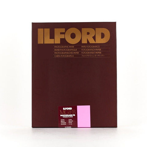 ILFORD Mulitgrade FB Warmtone Glossy, 8×10, 100 sheets