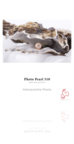 Hahnemuhle - Photo Pearl 310 gsm, 8.5x11, 25 sheet