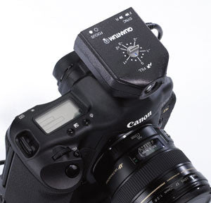 Quantum - Dedicated TTL Adapter for Mamiya 645 to T5DR