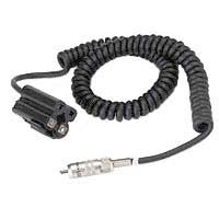 Quantum 1.3m Coiled Cable for Canon 430EXII / 580EXII