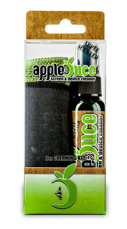 Juice Screen and Device Cleaner (2oz) + Cleaning Cloths