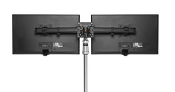 Rock Solid VESA Dual Monitor Mount