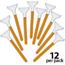 Visible Dust VisibleDust 1.5x-1.6x Swabs Orange