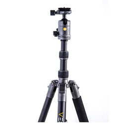 Vanguard - VEO 3 GO 235AB Aluminum Tripod / Monopod with Ball Head, Bluetooth Remote