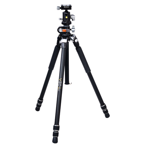 Vanguard - VEO 3+ 263AB Aluminum Tripod with Ball Head