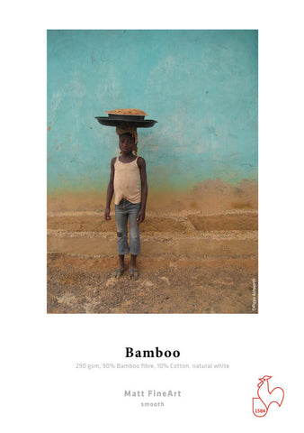 "Hahnemuhle - Bamboo 290 gsm, 36"" x 39', 1 Roll, 3"" core (Special Order)"
