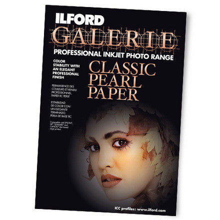 "Classic Pearl 240gsm 13""x19"", 25 sheets"
