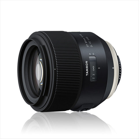 Tamron SP Lens 85mm F/1.8 Di VC USD