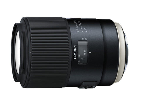 Tamron - 90 mm F/2.8Di Macro 1:1 VC USD SP