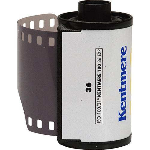 Kentmere - 100 135-36 Black and White Negative Film