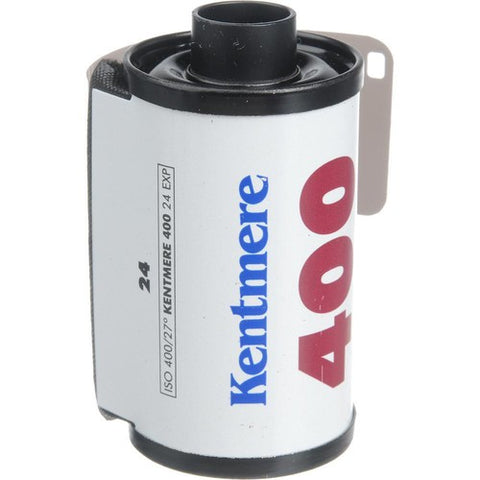 Kentmere - 400 135-24 Black and White Negative Film