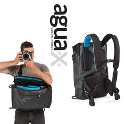 Miggo - Agua Stormproof Versa Backpack