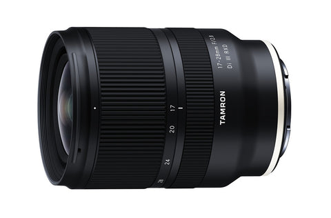 Tamron 17-28mm F/2.8 Di III RXD for Sony full-frame mirrorless