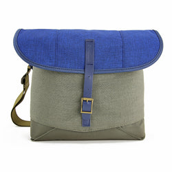 VEO TRAVEL 28 SHOULDER BAG BLUE
