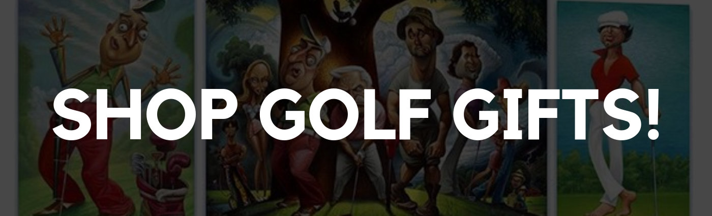 Shop golf gifts