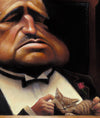 LaFamiglia. A Tribute to The Godfather | Giclée Print or Poster| Gifts for The Godfather Fans