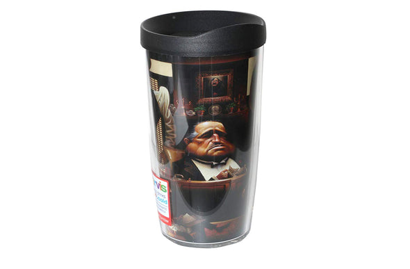 LaFamiglia. A Tribute to The Godfather 16-oz Tumbler | Gifts for The Godfather Fans