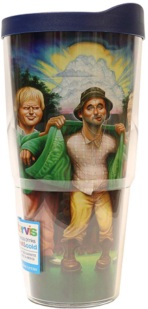 The Green Jacket: A Tribute to Carl Spackler and 1980 Tumbler (16-oz or 24-oz)