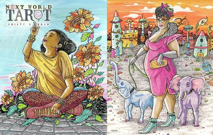 the deck you've been waiting for: next world tarot
