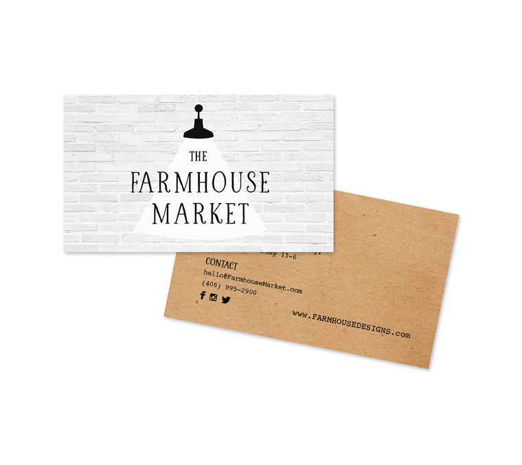 FARMHOUSE  :: packages start at